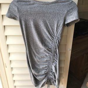 tight t shirt dress